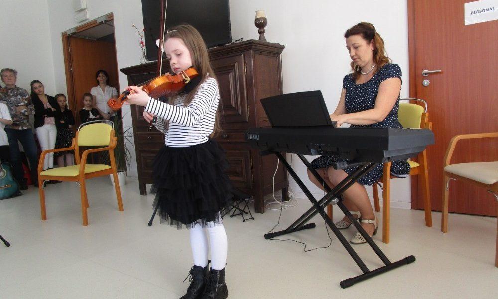 Koncert Ve Vančurově Vile