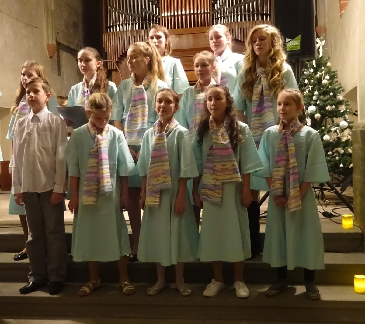 Vánoční Koncert VKoncertní Síni VKrnově 11.12.2018